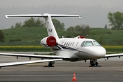 Cessna 525C CitationJet/CJ4 (LX-GJM)
