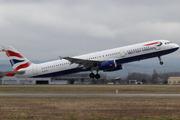 Airbus A321-231 (G-EUXJ)