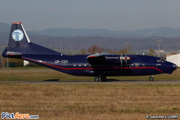 Antonov An-12BP (Ukraine Air Alliance (UAA))