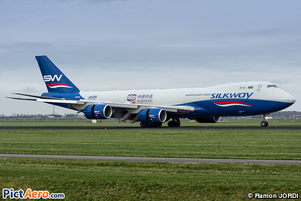 Boeing 747-83QF (Silk Way Airlines)
