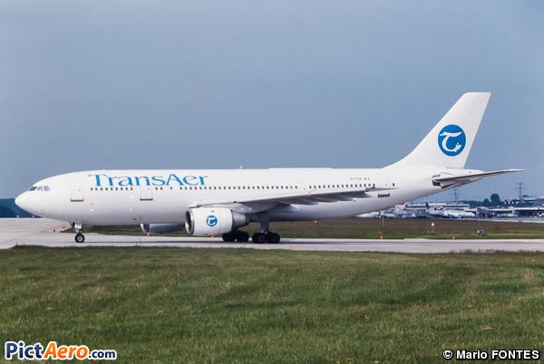 Airbus A300B4-203 (TransAer International Airlines)