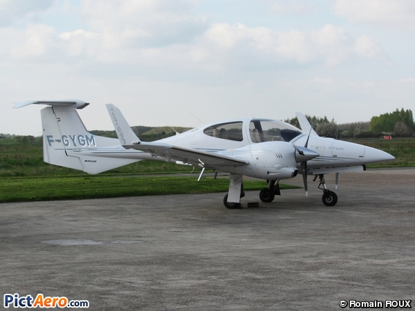 Diamond DA-42 Twin Star (Compagnie  generale de location d'equipements SA / CGL)