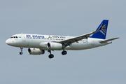 Airbus A320-232(WL) (P4-KBC)