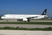 Airbus A321-231 (TC-JRL)