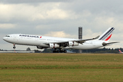 Airbus A340-313X (F-GLZR)