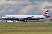 Airbus A321-231 (G-EUXF)