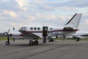 Beech E90 King Air (F-GJAD)