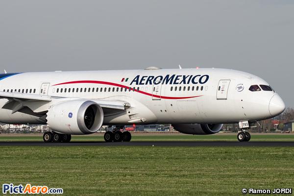 Boeing 787-8 Dreamliner (Aeroméxico)