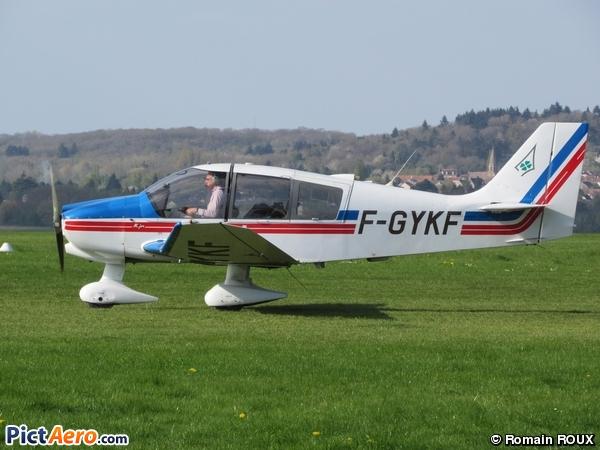 Robin DR-400-160 (Aéroclub Dassault Ile de France)