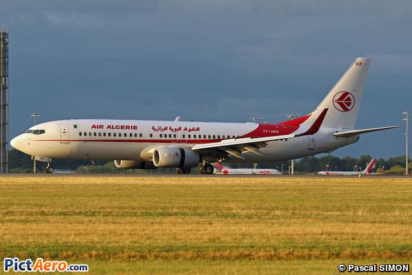Boeing 737-8D6(WL) (Air Algérie)