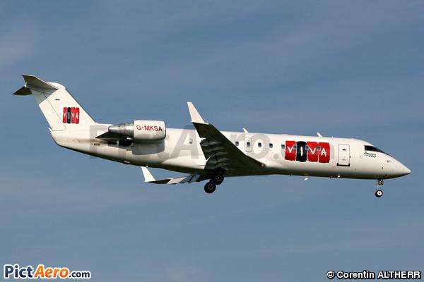 Canadair CL-600-2B19 Regional Jet CRJ-200ER (Markoss Aviation UK Ltd)
