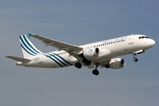 Airbus A320-211 (SX-BVD)