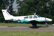 Beech 95-B55 Baron (HB-GEC)
