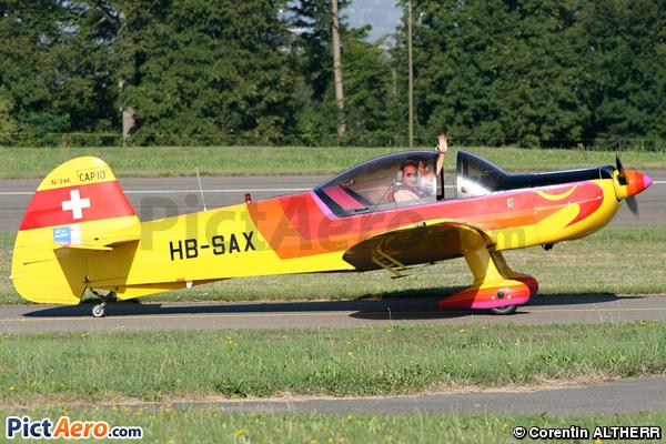 Cap Aviation 10C (Private)