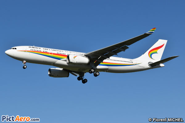 Airbus A330-243 (Tibet Airlines)