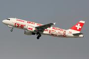 Airbus A320-214 (HB-IJM)