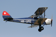 De Havilland DH-60C III Moth Major (HB-UPE)