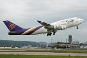Boeing 747-4D7 (HS-TGO)