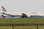 Airbus A321-211 (F-GTAJ)