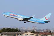 Boeing 737-8K5 (OO-JAH)