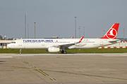 Airbus A321-231(WL) (TC-JSL)