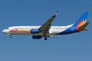 Boeing 737-8MG (W) (G-JZHT)