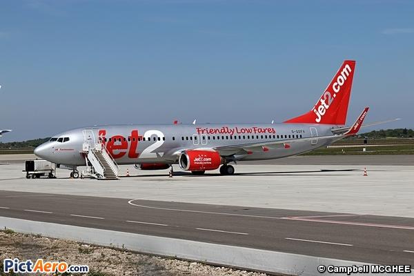 Boeing 737-85F (Jet2.com)