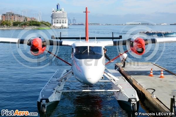 De Havilland Canada DHC-6-300 Twin Otter (Nordic Seaplanes)