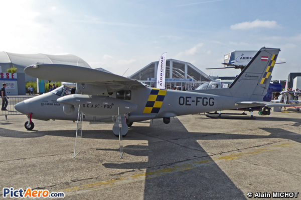 Vulcanair P-68R Victor (Vulcan Aircraft )