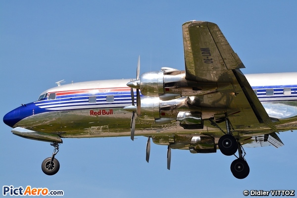 Douglas DC-6B (The Flying Bulls GmbH (Red Bull))