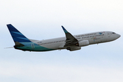 Boeing 737-8U3/WL (PK-GMD)