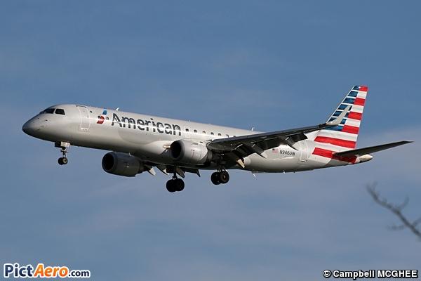 Embraer ERJ-190IGW (ERJ-190-100IGW) (American Airlines)