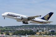 Airbus A380-841 (9V-SKE)