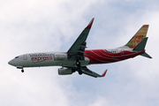 Boeing 737-8HG/WL (VT-AXU)