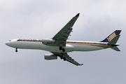 Airbus A330-343E (9V-SSD)