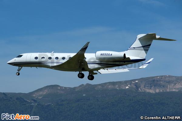 Gulfstream G650 (Gulfstream Aerospace)