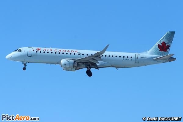 Embraer ERJ-190IGW (ERJ-190-100IGW) (Air Canada)