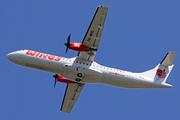 ATR 72-600 (PK-WHU)