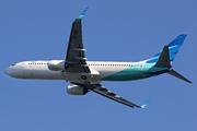 Boeing 737-8U3/WL (PK-GNE)