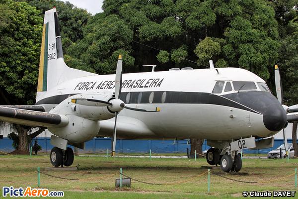 Hawker Siddeley 748 Srs 2/204 (C-91) (Brazil - Air Force)