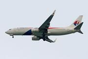 Boeing 737-8FZ/WL (9M-MLK)