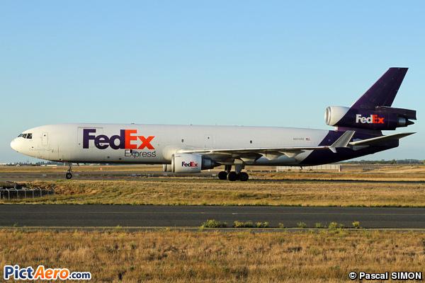 McDonnell Douglas MD-11/ERF (FedEx)