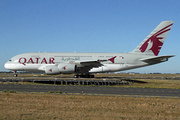 pictures Airbus A380-861 registered A7-APA