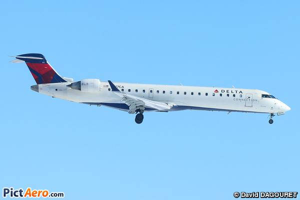 Bombardier CRJ-700 (Canadair CL-600-2C10 Regional Jet) (Delta Connection (GoJet Airlines))