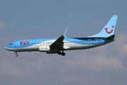 Boeing 737-8K5/WL (OO-JAU)