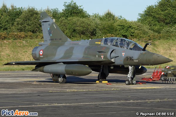 Dassault Mirage 2000D (France - Air Force)