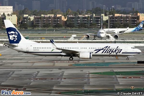 Boeing 737-990ER(WL) (Alaska Airlines)