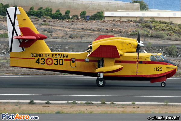 Canadair CL-215T (Spain - Air Force)