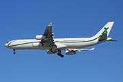 Airbus A340-313X (9H-BIG)