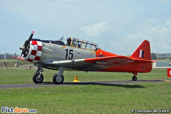 North American AT-6C Texan (Royal New Zealand Air Force Historic Flight)